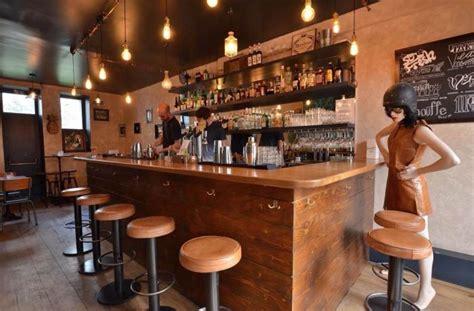 Bar Le Comptoir by Bar Le Comptoir Des Batignolles 224 R 233 Server Avec