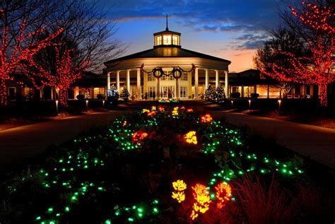 5 Holiday Date Ideas In Charlotte Nc Lights In Fayetteville Nc