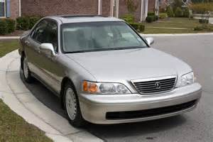 1997 acura rl excellent condition well maintained 1