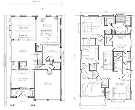 crown homes floor plans crown collection majestic luxury homes in mississauga ontario