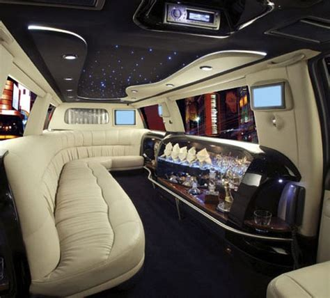 best limos in the inside awesome limo interior 16 pics curious photos