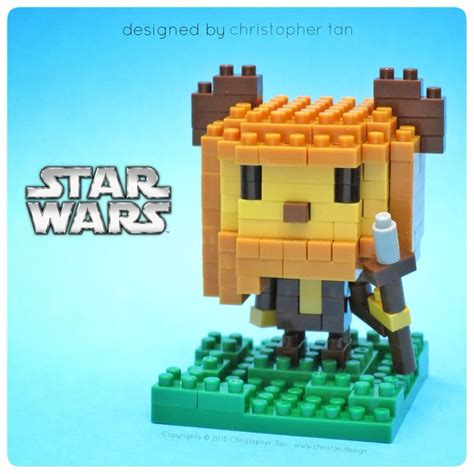 Lego Nano Block Loz Princess Leia And Bo Kode Tr5271 2 17 best images about ต วต อ on mystery box lego and olympic