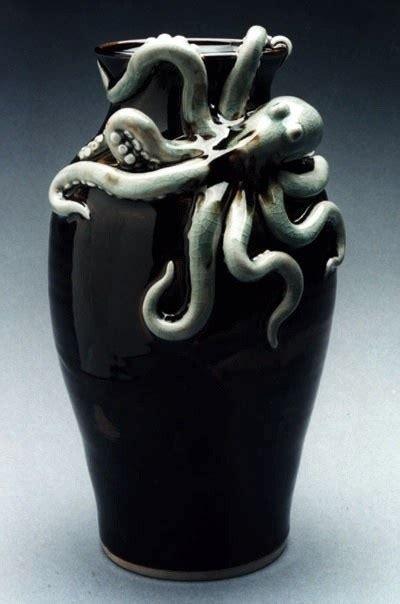 Octopus Vase by Wax And Studios Octopus Vase Pulpos
