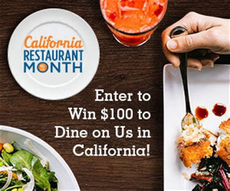 Opentable Gift Card Participating Restaurants - now is the time to try some amazing restaurants in california for restaurant month