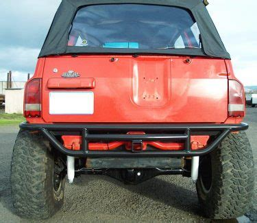 suzuki sidekick/vitara/ geo tracker nerf bars, 4 door