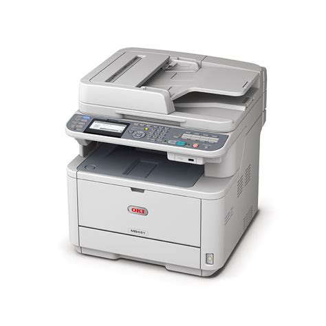 Printer Laserjet Oki oki laserjet printer mb451w 4in1 monochrome printers and