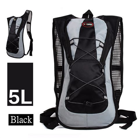 hydration backpack ipree 5l running hydration backpack rucksack 2l straw