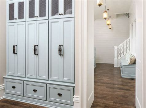 Mudroom Cabinets With Doors by Top 25 Best Closet Ideas On Pantry