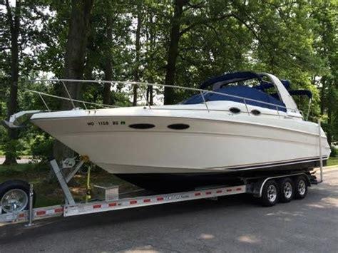 sea ray boats for sale maryland sea ray 290 sundancer boats for sale in maryland