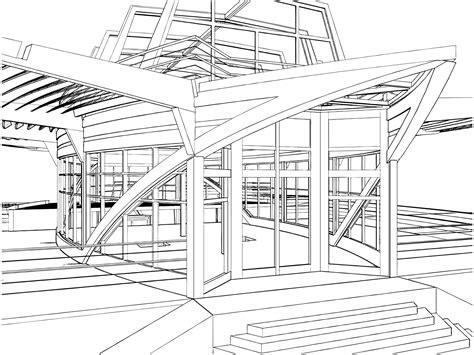 dessin bateau du futur coloriage d une construction de navire