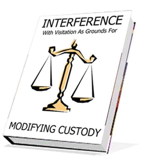 Modification Rights by Child Custody Modification