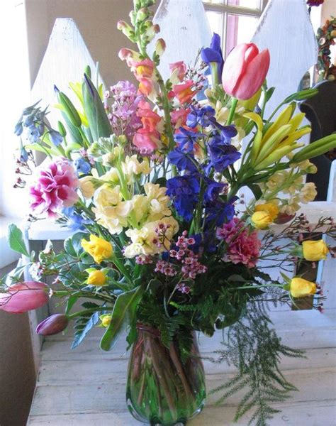 fresh flower arrangement fresh flowers from the florist are very nice for your