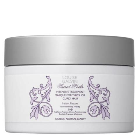 Louise Galvin Sacred Locks Traveller by Louise Galvin Sacred Locks Treatment Masque For Thick Or