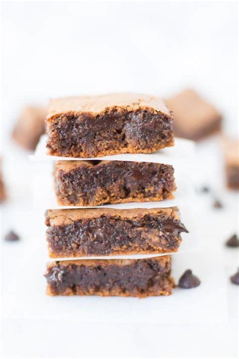 Happynuts Brownies Gluten Free Brownies Almonds flourless chocolate chip brownies gluten free recipe chocolate chip brownies chocolate