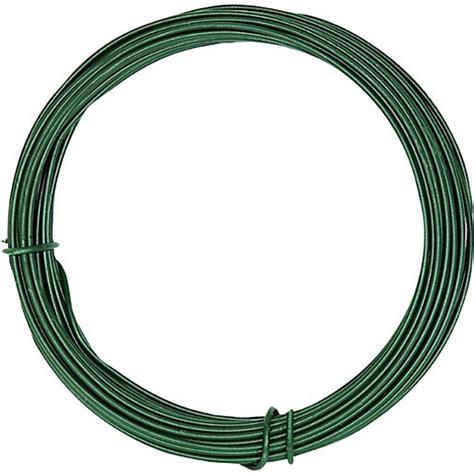 Gardening Wire by Wickes Garden Wire Pvc Coated 3 5mm X 20m Wickes Co Uk