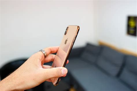 notre premier avis sur l apple iphone xs max frandroid