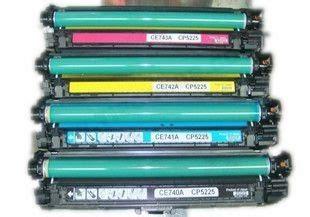 Toner Hp Ce 741 Color Original hp ce741a compatible toner cartridge