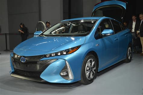 2019 Toyota Prius In Hybrid by 2017 Toyota Prius Prime In Hybrid Preview