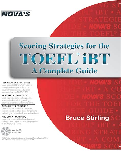 bought the complete guide to successfully buying your home books toefl professional why you should buy scoring strategies