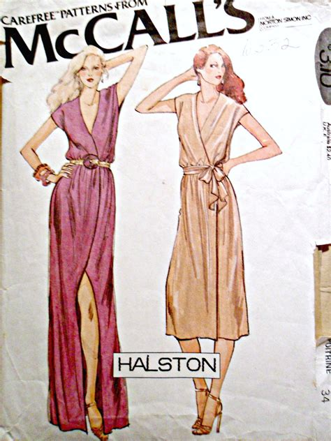 pattern review maxi dress misses wrap maxi dress or dress sleeveless sexy vintage