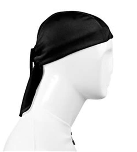 how to wear a dew rag with short hair aero tech do rag athletic wicking fabric protects head