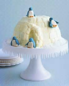 iglu kuchen igloo cake recipe martha stewart