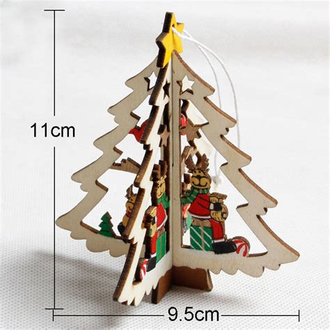 closest christmas tree drop decorations for home wooden personalised memory tree drop ornaments gift