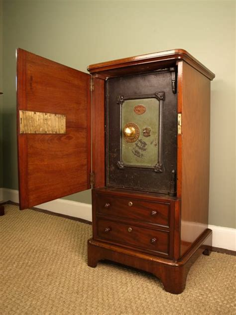 Safe Cupboard antiques atlas mahogany safe cabinet