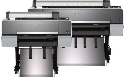 Printer Epson P6000 epson surecolor p6000 p8000 shades of paper your source