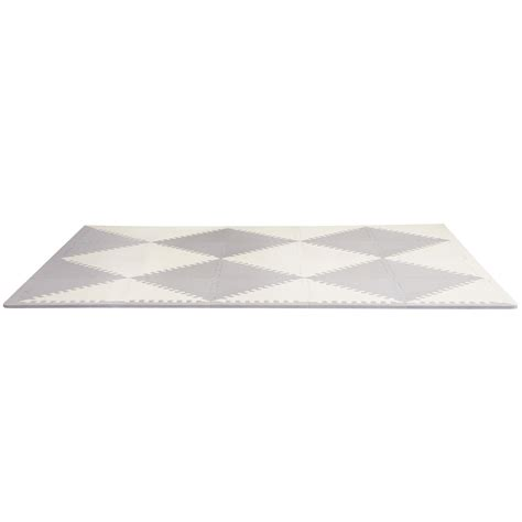 Skip Hop Floor Tiles by Skip Hop Geo Playspot Foam Floor Tiles Chevron Baby