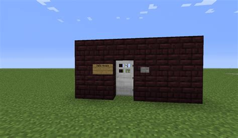 safe house safe house minecraft project