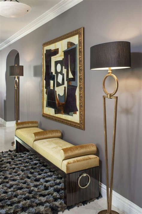 gold wallpaper hallway 1000 images about den camel and gray on pinterest