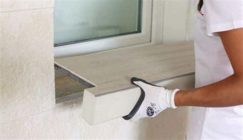 davanzali per finestre soluzioni per ponti termici davanzali