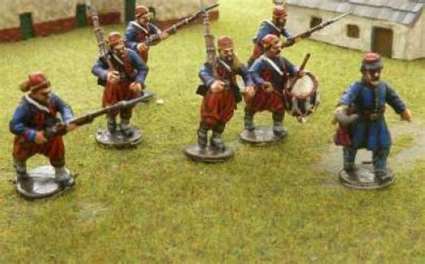 civil war zouave hairstyles 28mm american civil war infantry zouaves and cavalary