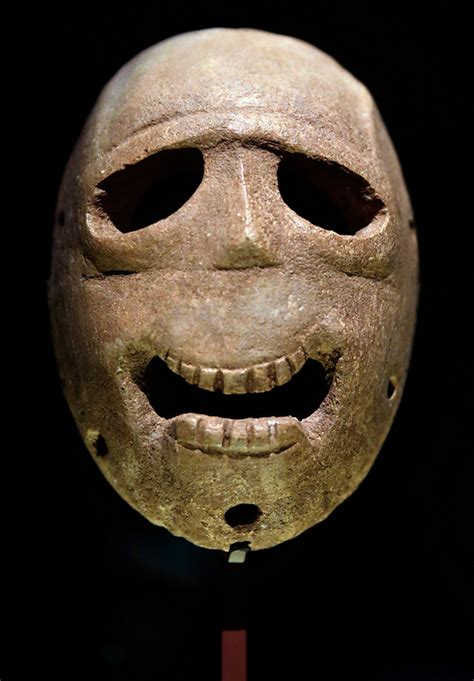 history of new year masks ynetnews culture ancient masks go on display in jerusalem