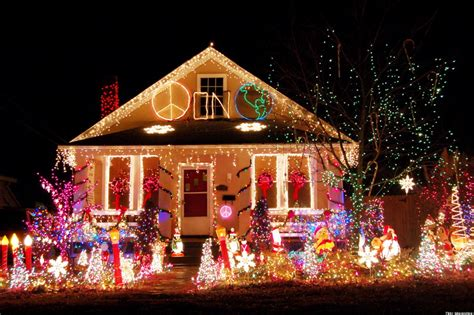 beautiful homes decorated for christmas outdoor christmas light design christmas decorations