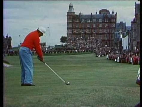 lee trevino swing lee trevino tee shot on the 18th hole 1970 british open
