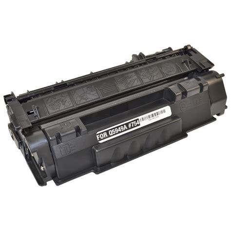 Beda Compatible Toner Cartridge 49a hp 49a q5949a black toner cartridge best value fast