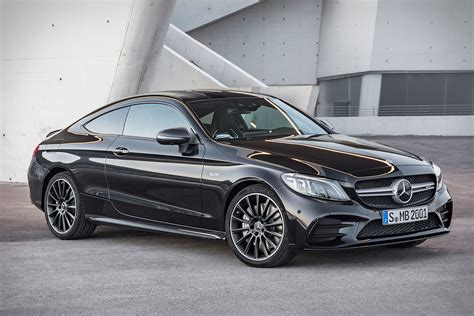 mercedes amg  coupe uncrate