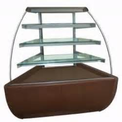 Commercial Cake Display Cabinet Igloo Janz45ns Pastry Corner Cake Display Cabinets
