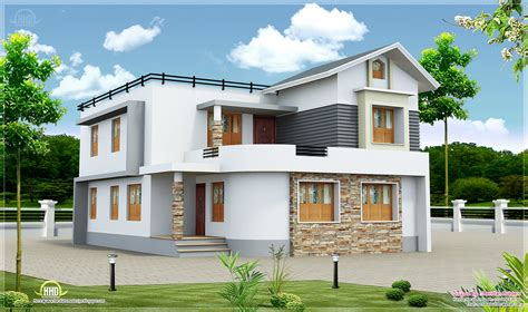 2 storey house march 2013 kerala home design and floor plans