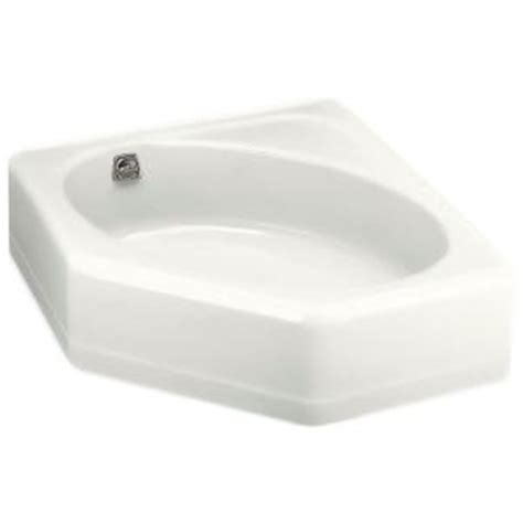Cast Iron Bathtubs Home Depot by Kohler Mayflower 4 Ft Reversible Drain Cast Iron Bathtub