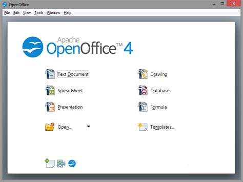 Microsoft Open Office Apache Openoffice Portable Portableapps Portable
