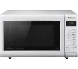 Breville White Kettle And Toaster Buy Panasonic Nn Ct555wbpq Combination Microwave White