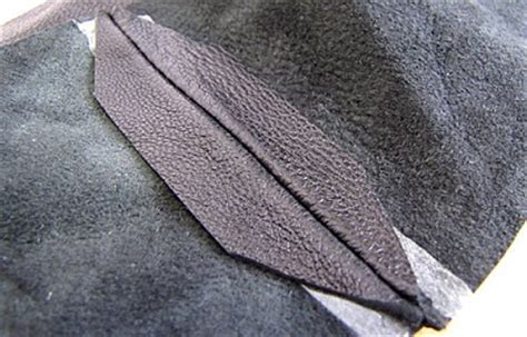you sew how to sew leather a few tips
