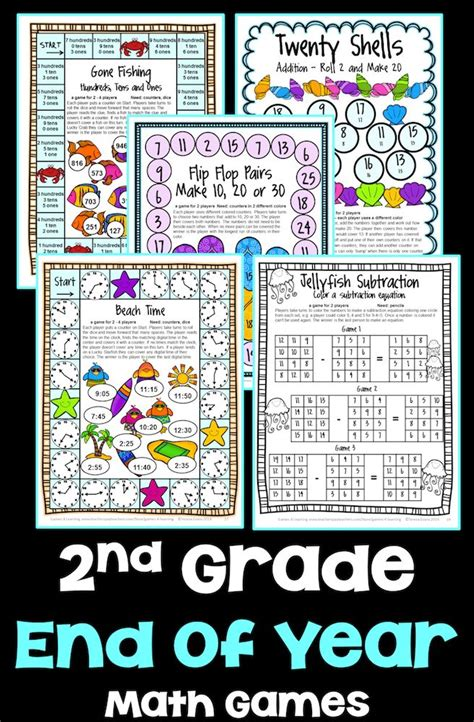 printable math board games 2nd grade 17 best images about games from games 4 learning on