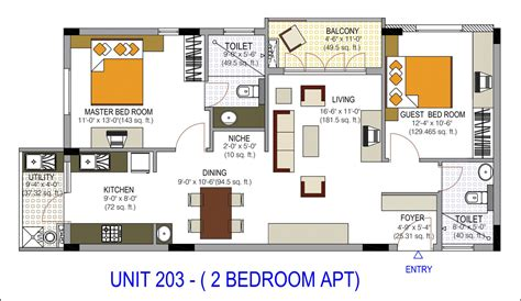 appartment plan home decorators collection