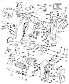 1990 432aprpws omc cobra sterndrive transom mount diagram and parts