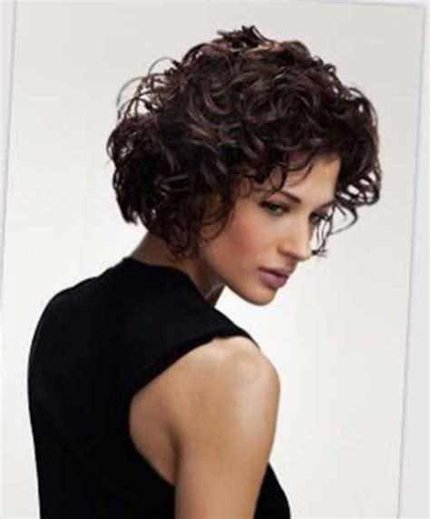 pin curls on a bob 20 curly short bob hairstyles bob hairstyles 2015