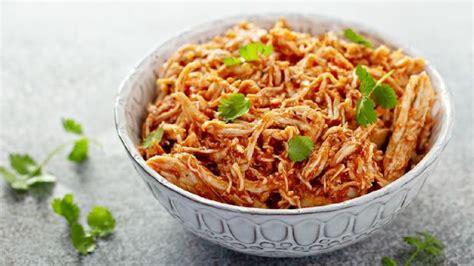 resep ayam suwir pedas praktis  cepat dibuat